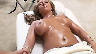 Delightful Massage And Fucking