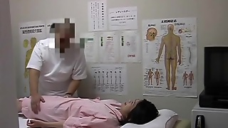 The Asian Girl Got The Real Massage And Rubdown Voyeured
