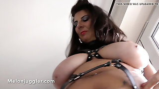 British Mature With Superb Boobs