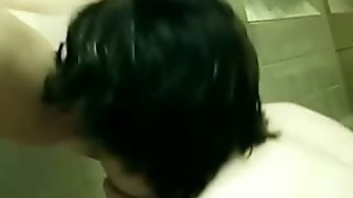 Emo Girlfriend Blowjob And Sex