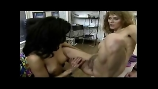 Woman Pussy Fisted In Office