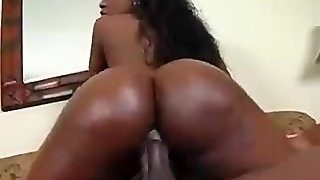Black Beauty With A Big Ass
