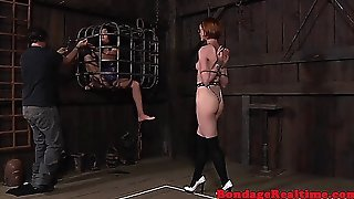 Bdsm Sub Hand Tied Hazel Hypnotic Walks