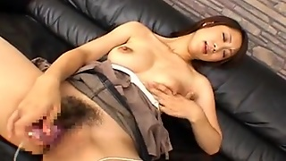 Amazing Japanese Breastfeeding And Fucking