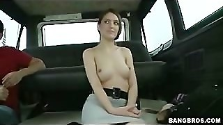Anal On The Bangbus   ?? Reality Outdoor Sex For Money