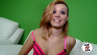 Leche 69 Squirting Spanish Teen