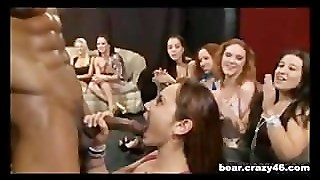 Girls Blowjob Stripper Pole