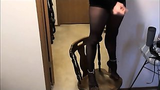 Crossdresser Anal Fingers Attractive