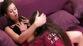 Brunette Gag Another Brunette