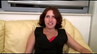 Sexy French Anal Porn Casting Video