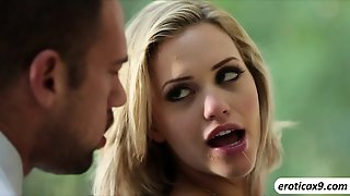 Mia Malkova Fucks While Facing The Wall