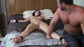 Kendall Jade Tickling Fetish Bdsm