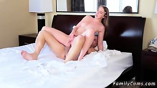 Teen Masturbation Orgasm Dildo Bed And Teens Fuck