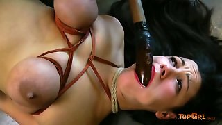 Let Me Play Your Tied Up Boobs