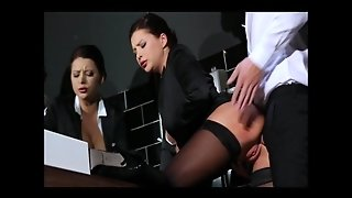 Anna Polina And Business Sex
