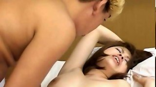 Hardcore Bang With Asian Amateurs