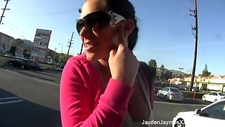Jayden Jaymes Out In The Town