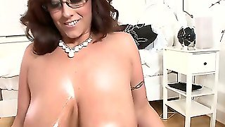 This Lady Eva Notty Got Really Amazing Juggs And You Would Wish To Be Instead Of Lucky Man That Pushes Cock Between Them After Watching This Breathtaking Xxx Action!