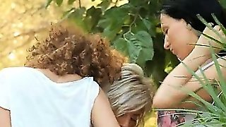 Trio, Out Door, Lesbian Outdoor, Trio Lesbian, Masturbation Lesbian, Lesbia N, Masturbation Lesbians, Le Sbians