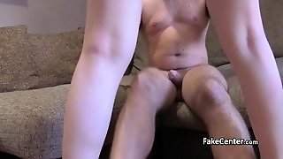 Anal Fucking On Casting Interview