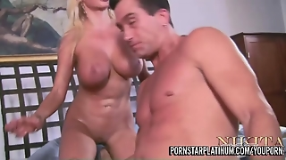 Nasty With Angelina Threesome And Billy