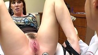 College Pussy Cum On Pussy