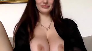 Incredible Tits On This Webcam Girl