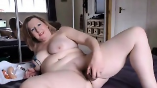I\\'m A Naughty Welshess With Big Tattooed Tits
