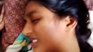 Close-Up Pov Video Of Indian Gf Fucked In Hairy Cunt