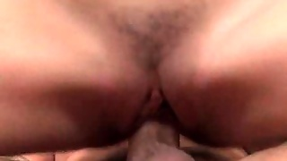 Redhead Milf Gives Bj And Humps Big Dick