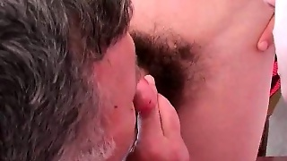 Oral Satisfaction By Old Gay In Group