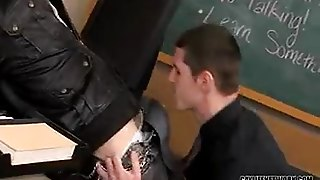 Hot Gay College