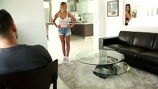 August Ames And Abella Danger At Girlsway