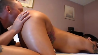 Straight Sex, Brunette, Milf, Pov, Creampie, Blowjob, Squirt, Squirting, Shaved