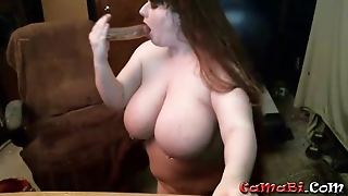 Huge Titted Epic Haired Bbw Senna