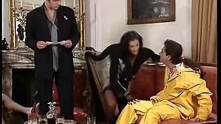 Colette Sigma,- Orgy With Analfist Dp