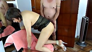 Beauty And Gold In An Orgy Of Anal