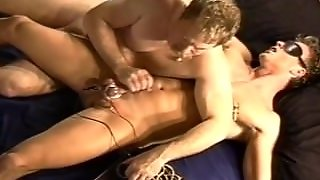 Cbt My Young Muscular Bottom's Balls Electro Shocked Until He Cums.