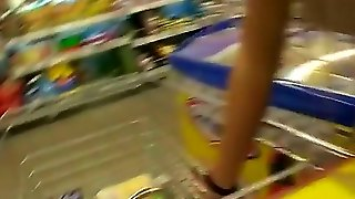 Hot Blond Slut Nessa Devil Being Fucked In A Public Shopping Mall From Her Favorite Man Who Got Way Too Horny To Be Able To Keep His Big Cock In His Pants Without Banging The Hottie