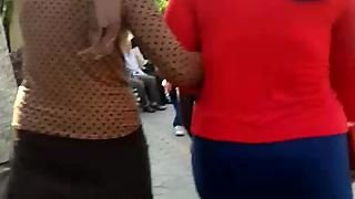 Egyption Ass Horny In Street