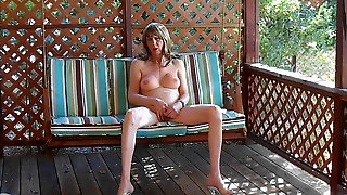 Swinging In The Nude