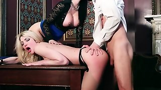 Ass Cum, Fuck Milf, Milf Double Anal, Milf Anal Ffm, Stockings Mother, Blowjob And Cum Eating, In Big Ass, Tits With Cum