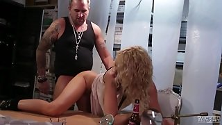 Jessica Drake In Massage School Dropouts, Scene 3
