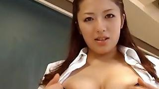 Meisa Hanai Beautiful Japanese Teacher Part6