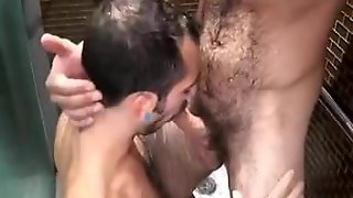 Bear, Tube, Showers, Daddy Shower, Gaybear, Bear Shower, S Gay, Fat Gay Daddy, Daddy In The Shower, Beardaddy