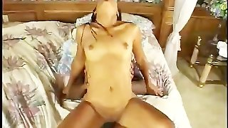 Black Couple Gets Their Fuck On