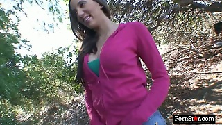 Kelly, Busty Ass, Outdoor Reality, Outdoor Brunette, Long Hair Very, Busty Long Hair, Ass Reality, Long Brunette Hair