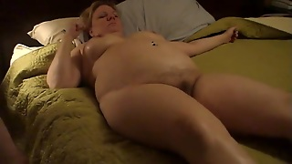 Corpulent Wife Massage