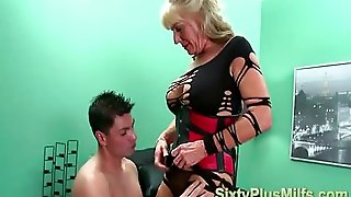 Hot Mature Slut Wants A Cock In Her Anal
