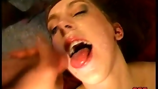 Hardcore Sucking And Swallowing
